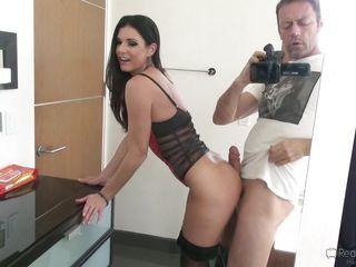 порно фильмы зрелые в чулках